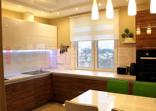 Кухня под окно №84