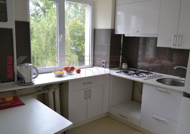 Кухня в хрущевку №86
