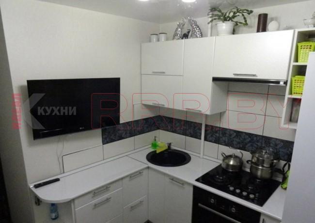 Кухня в хрущевку №89