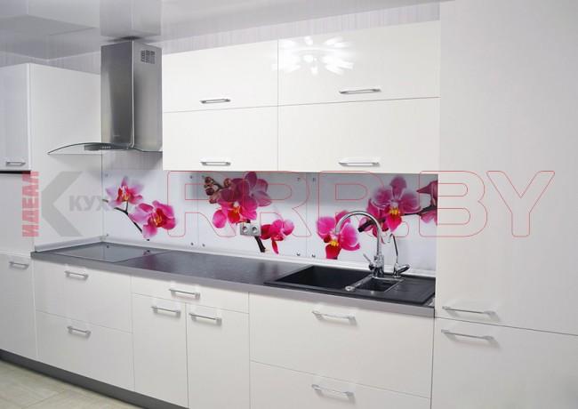Кухня со скинали №134