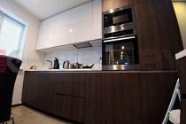 Кухня из шпона №137