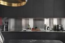 Кухня из пластика №56