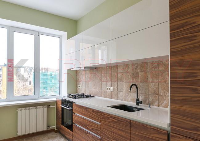 Кухня из пластика №62