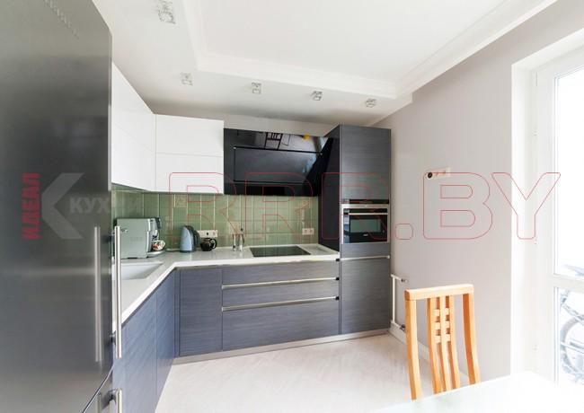 Кухня из пластика №61