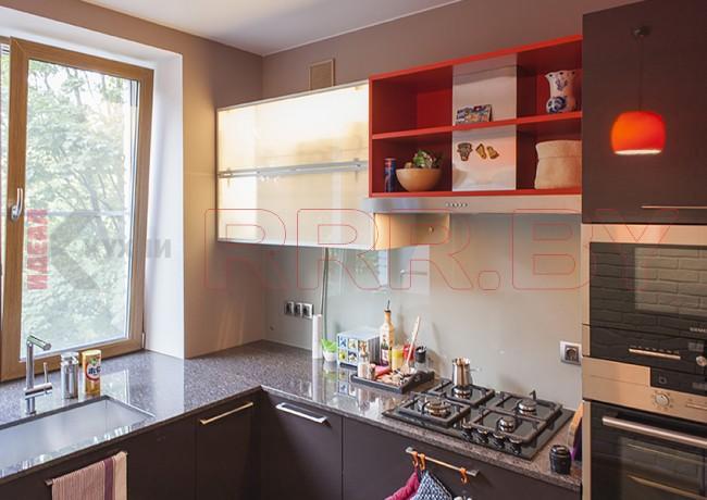 Кухня из пластика №63