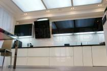Кухня из МДФ крашенного №35
