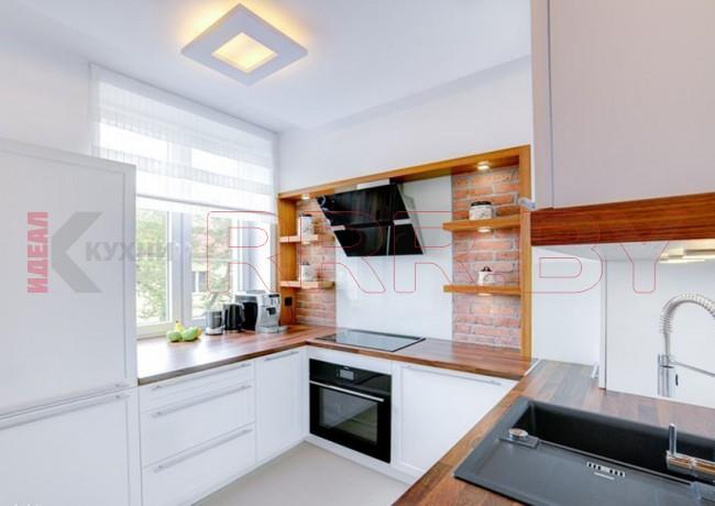 Кухня под окно №75