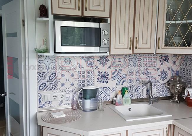 Современная кухня №311