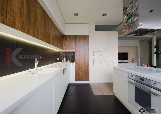 Кухня с островом №204