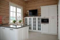 П-образная кухня №141
