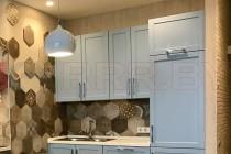 П-образная кухня №146