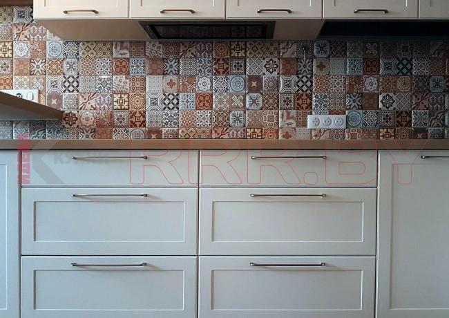 П-образная кухня №147