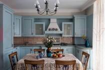 П-образная кухня №149