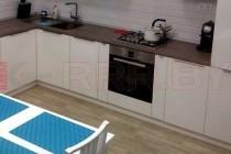 Белая кухня №108