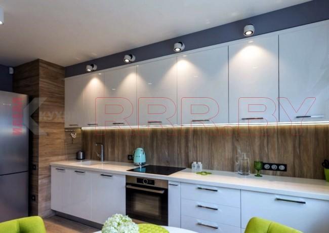 Белая кухня №109