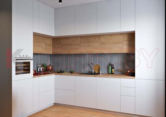 Белая кухня №110