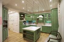 Кухня в стиле кантри №101