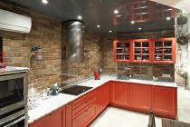 Кухня в английском стиле №100