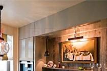 Кухня в стиле арт-деко №102