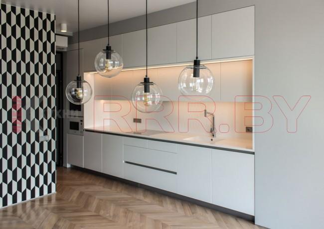 Белая кухня №111