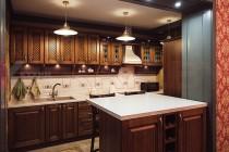 Кухня в английском стиле №101