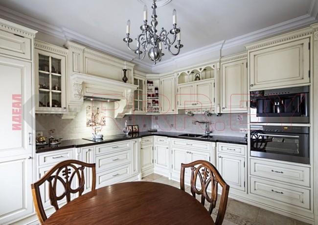 Кухня в английском стиле №106