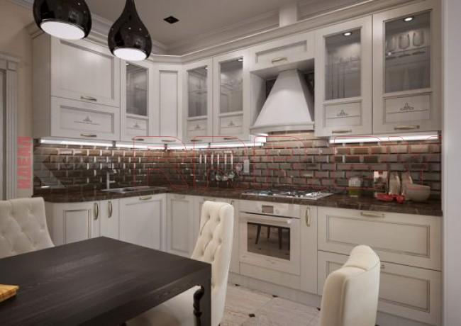 Кухня в стиле неоклассика №104