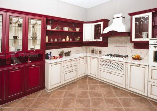 Кухня в стиле неоклассика №108