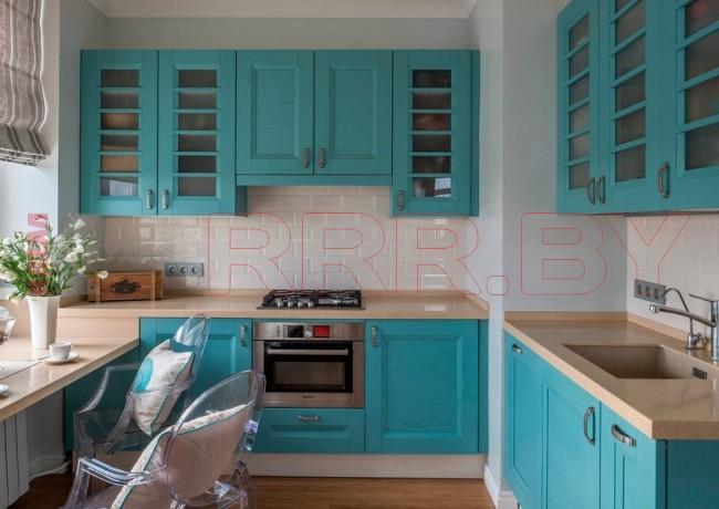 Кухня в стиле неоклассика №110
