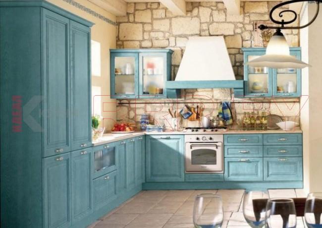 Кухня в стиле неоклассика №112
