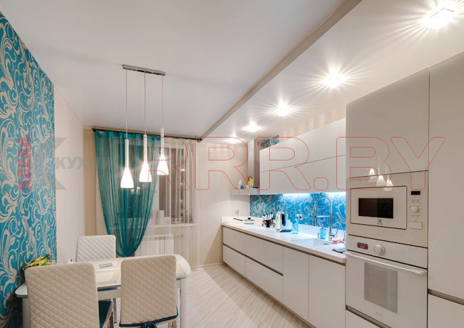 Кухня в стиле хай-тек № 109