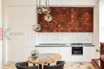 Белая кухня №112