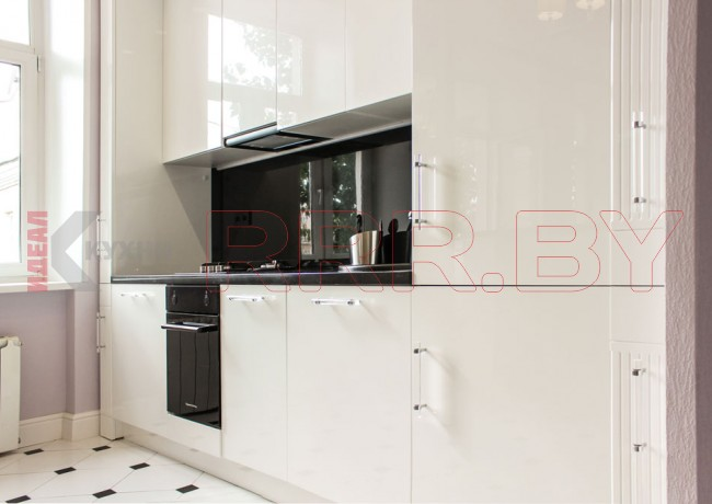 Белая кухня №113