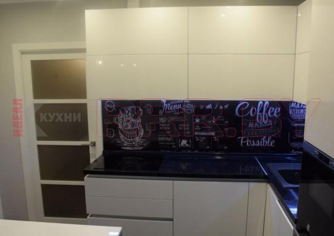 Белая кухня №118