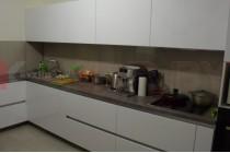 Белая кухня №119