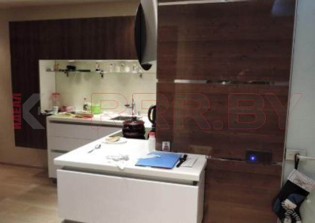 Кухня из МДФ крашенного №157