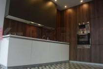 Кухня из МДФ крашенного №158