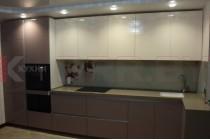 Кухня из МДФ крашенного №160