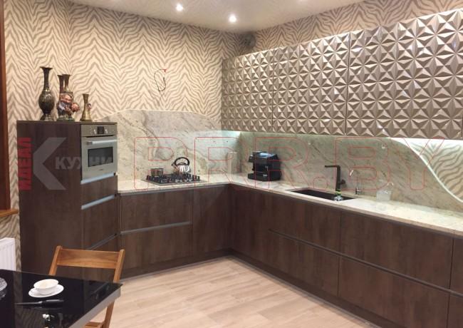 Угловая кухня №51