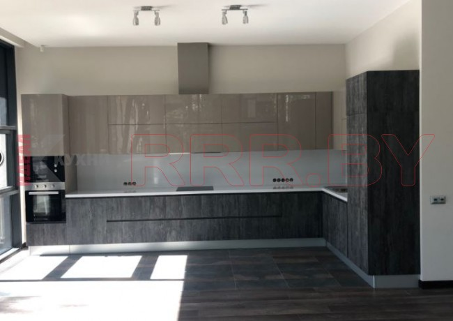 Угловая кухня №52