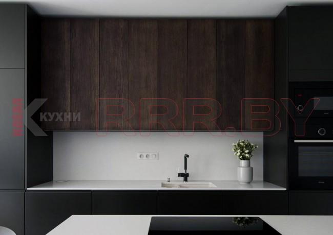 Серая кухня №01
