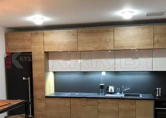 Кухня  Эггер Дуб Небраска Натуральный №01