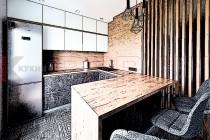 Кухня с фасадами  Alvic Synchron №01