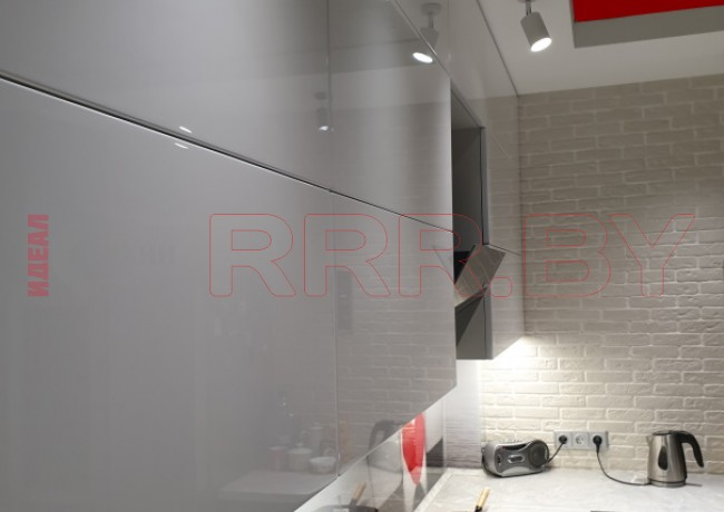 Кухня для частного дома коттеджа №01