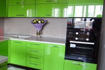 Кухня с барной стойкой №6
