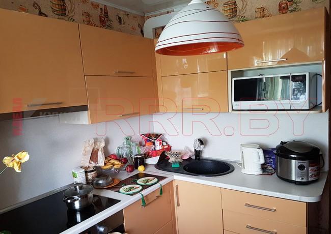 Кухня из МДФ крашенного №12