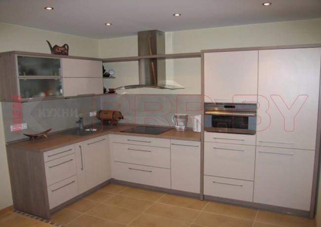 Кухня из шпона №32