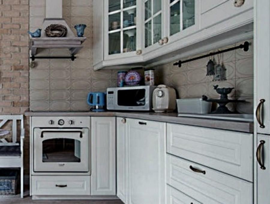 Кухня в стиле кантри №108
