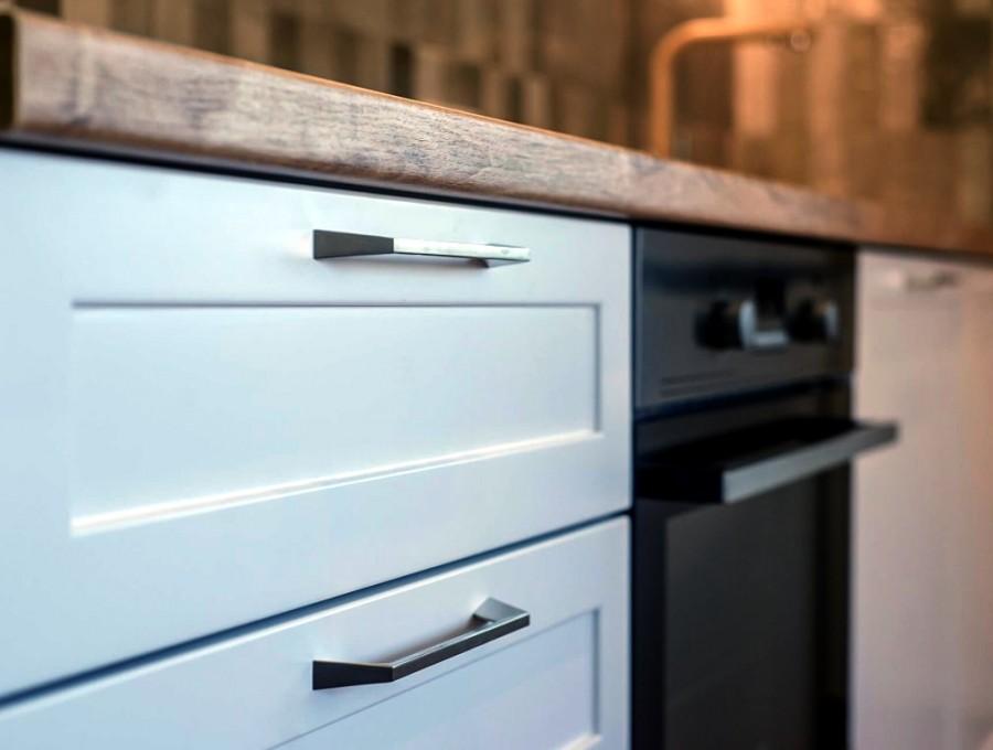 Кухня в стиле минимализм №01