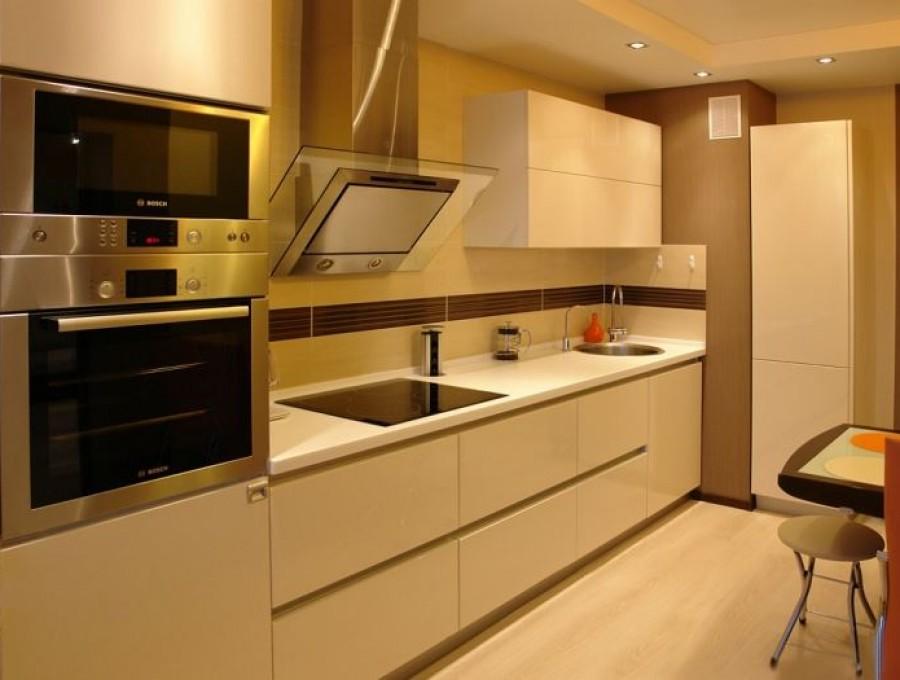 Белая кухня №114